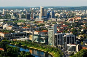 Lithuania_largest city