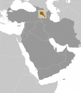 armenia_map