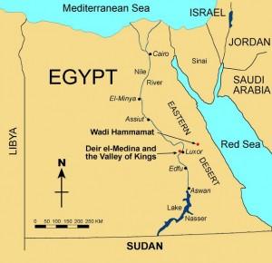 egypt_map_