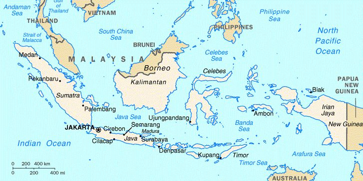a geography of indonesia Pt mitra adiperkasa,tbk is the #1 lifestyle retailer in indonesia.
