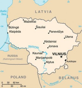 Lithuania_geography