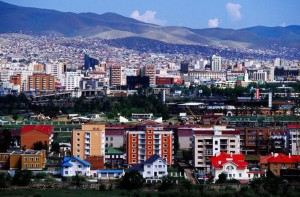 largest city_mongolia