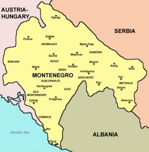 Montenegro_geography